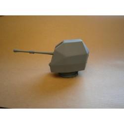 1/96th 4.5inch Mk8 MOD 1 gun