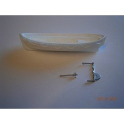 1/96 German Lifeboat kit (Atlantis)