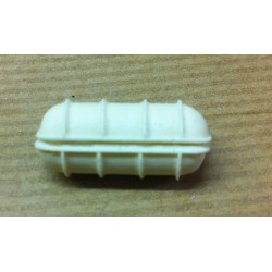 1/72nd Liferaft containers (4 rib, Pack of 9)