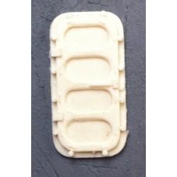 1/72nd STD 4 Panel WT Doors (Pack of 9)