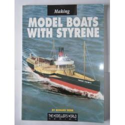 Book: Making Model boats from Styrene
