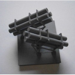1/96th Harpoon Launcher set  (8 Tubes 2L)