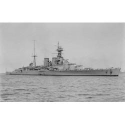 1/128th HMS Hood Interwar Semi Kit