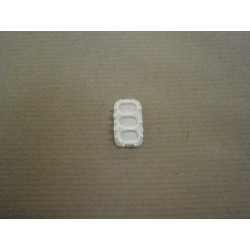 1/72nd STD 3 Panel WT Doors (Pack of 9)