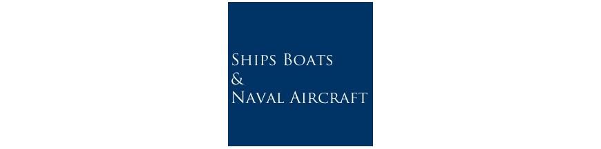 Ships Boats & Aircraft