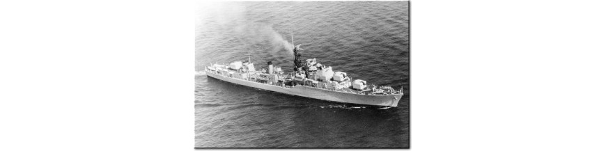 Royal Navy Daring Class Destroyer