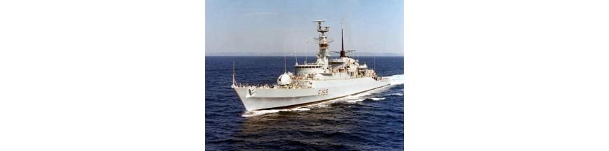 Royal Navy Type 21 Frigate