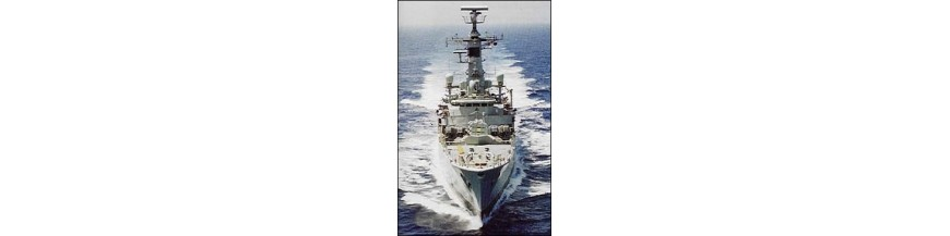 "Royal Navy ""Leander"" Frigate (All Batch)"