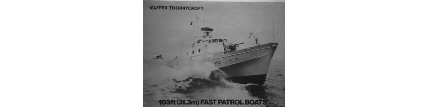 Vosper Fast Patrol Boat