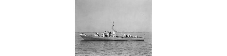 SGB HMS Grey Goose  (Deny steam gunboat)