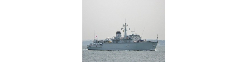 HMS Cottesmore / Hunt Class minesweeper