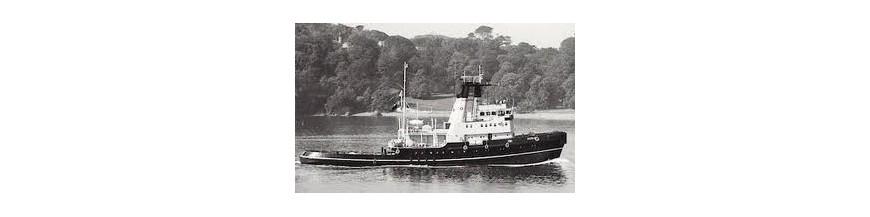 RMAS Roysterer / Robust Class tug
