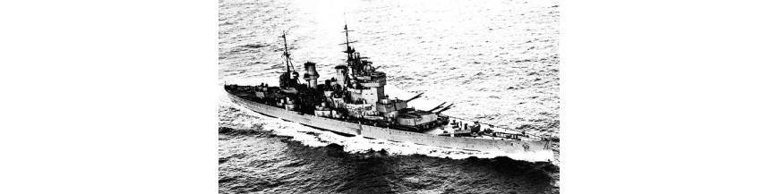 Royal Navy King George V Class