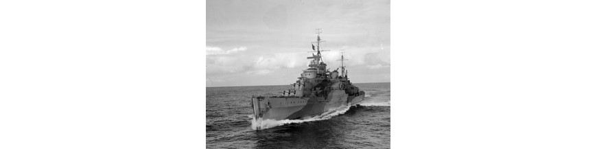 Royal Navy Town Class (WW2)