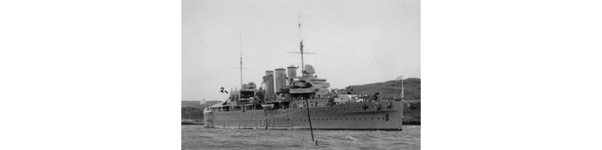 Royal Navy County Class (WW2)