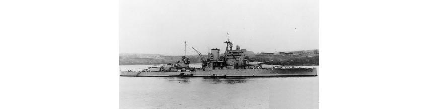 RN Queen Elizabeth Class (WW2)