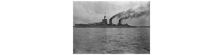 HMS Lion (WW1)