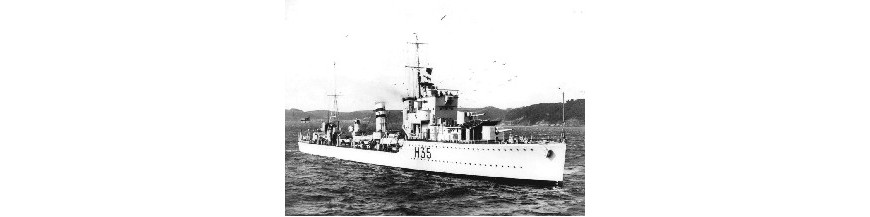 HMS Hardy / H Class destroyer