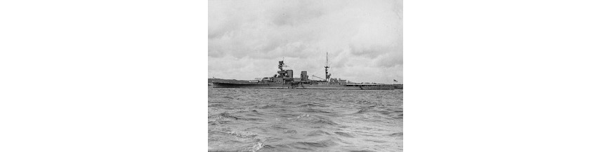 RN Renown & Repulse (WW2)