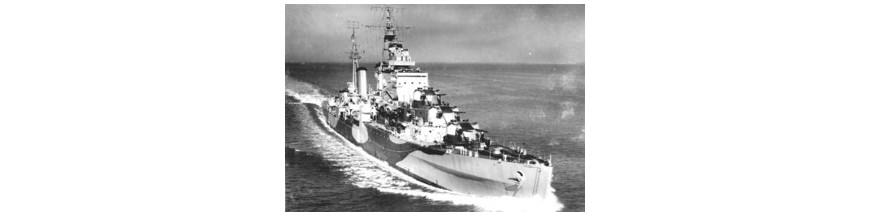 Royal Navy Dido Class (WW2)