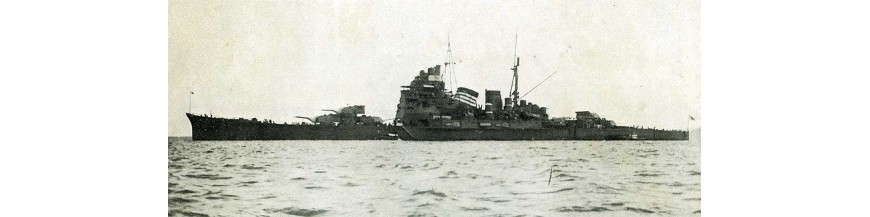 IJN Chokai (Takao-class)
