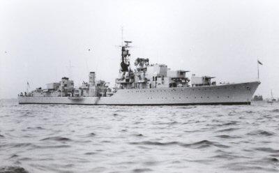 daring class 1949