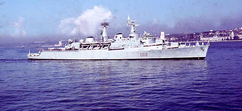 County Class / HMS Devonshire