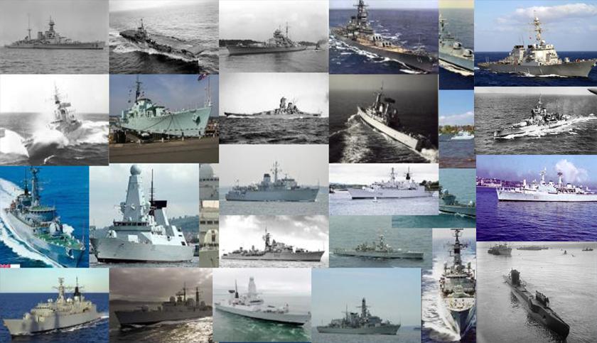 Fleetscale | Model Warship | Model Warships | Model Boats